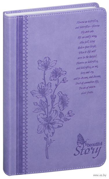 """Записная книжка """"Букет на цветном №12"""" (А5; 160 листов)"""