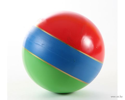 """Мяч """"С полосой"""" (15 см) — фото, картинка"""
