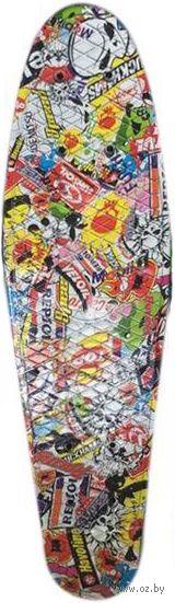 """Скейтборд """"Граффити"""" — фото, картинка"""