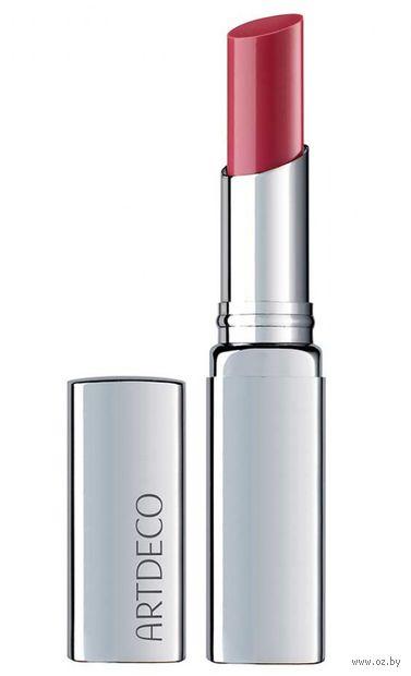 """Бальзам для губ """"Color Booster Lip Balm"""" тон: 4, rose — фото, картинка"""