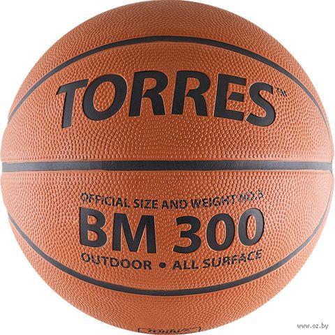 Мяч баскетбольный Torres BM300 №5 — фото, картинка