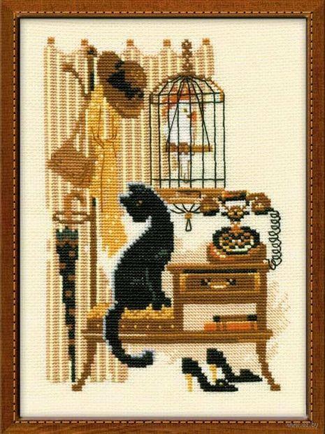 """Вышивка крестом """"Телефон"""" (арт. 860)"""