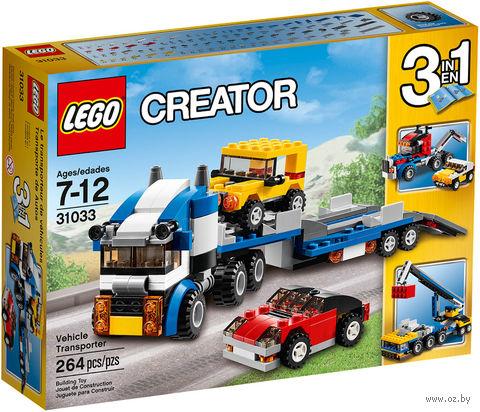 "LEGO Creator ""Автотранспортер"" (автоэвакуатор/автокран)"