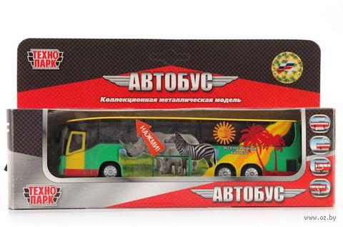 """Модель машины """"Экскурсионный автобус"""""""