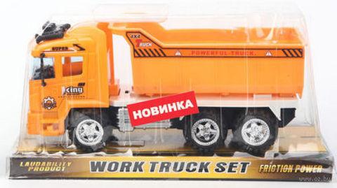 "Cамосвал ""Work Truck Set"""