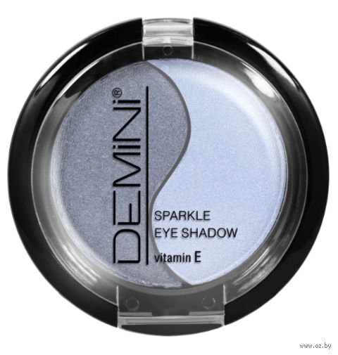 """Тени для век """"Sparkle Eye Shadow Duo"""" тон: 11 — фото, картинка"""