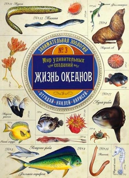 Жизнь океанов. Занимательная зоология — фото, картинка