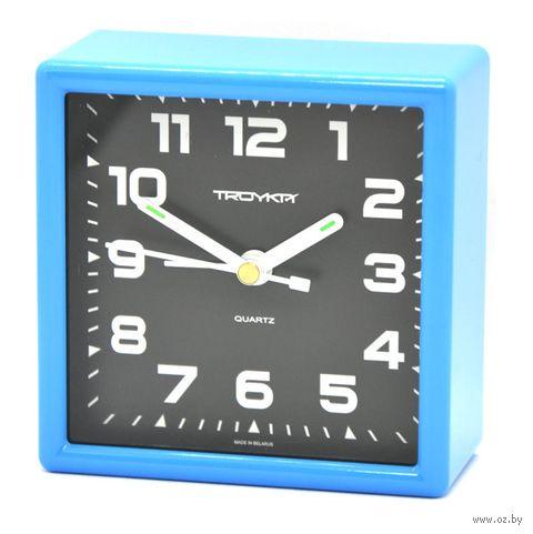 Часы настольные (6,5х6,5 см; арт. 08.41.800) — фото, картинка