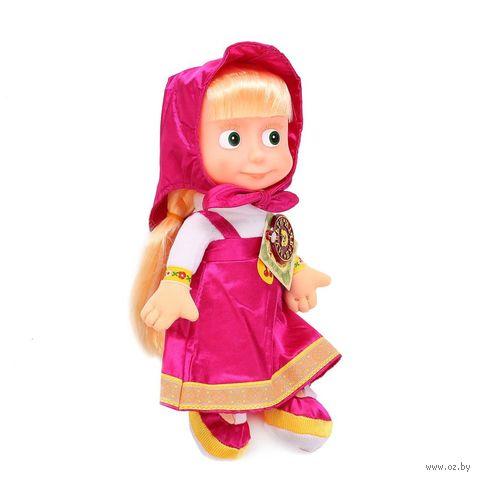 "Музыкальная кукла ""Маша"" (29 см) — фото, картинка"
