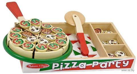 """Игровой набор """"Готовь и играй. Пицца"""" — фото, картинка"""