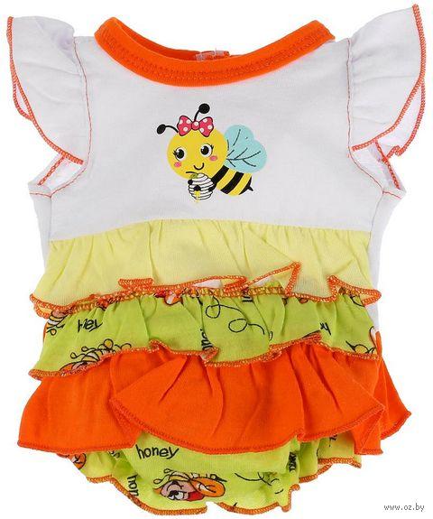 "Одежда для кукол ""Пчёлки"" (арт. OTF-1905B-RU) — фото, картинка"