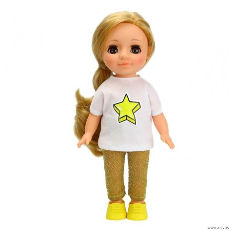 "Кукла ""Ася. Яркая звёздочка"" — фото, картинка"