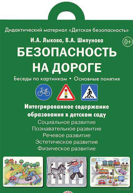 Безопасность на дороге. Ирина Лыкова, Вера Шипунова