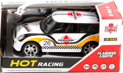 """Игрушка """"Гоночная машина Hot Racing"""" (арт. H555-13)"""