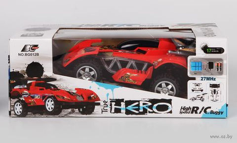 """Автомобиль на радиоуправлении """"Hero"""" — фото, картинка"""