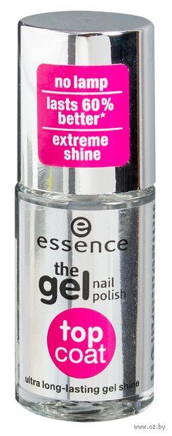 """Верхнее покрытие для ногтей """"The Gel Nail Polish"""" (8 мл) — фото, картинка"""