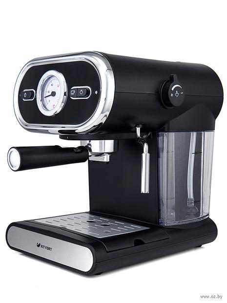 Кофеварка эспрессо Kitfort KT-702 — фото, картинка
