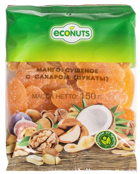 "Манго сушеное ""Econuts"" (150 г) — фото, картинка"