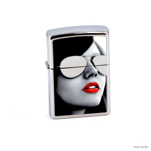 Зажигалка Zippo 28274 Sunglasses — фото, картинка