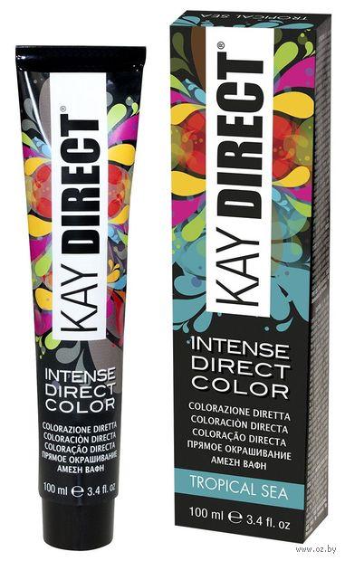 """Краситель для волос """"Прямого действия. Kay Direct"""" тон: тропическое море — фото, картинка"""