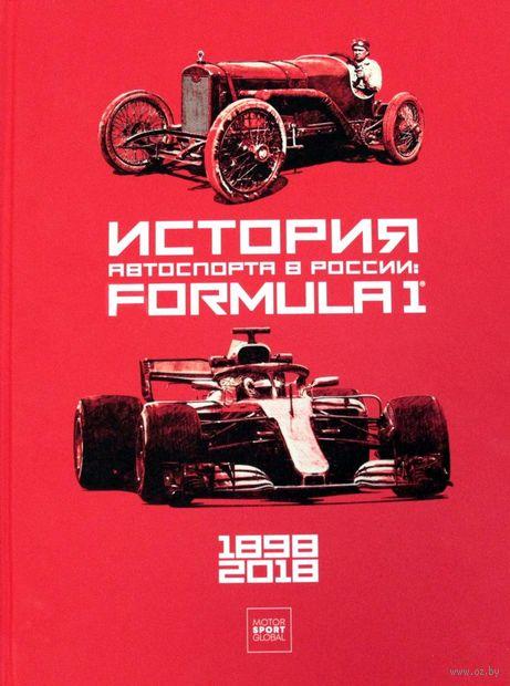 История автоспорта в России: Formula 1 — фото, картинка