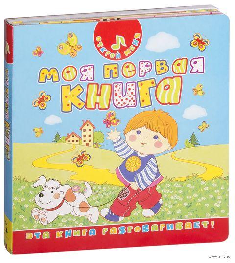 Моя первая книга. Книжка-игрушка — фото, картинка