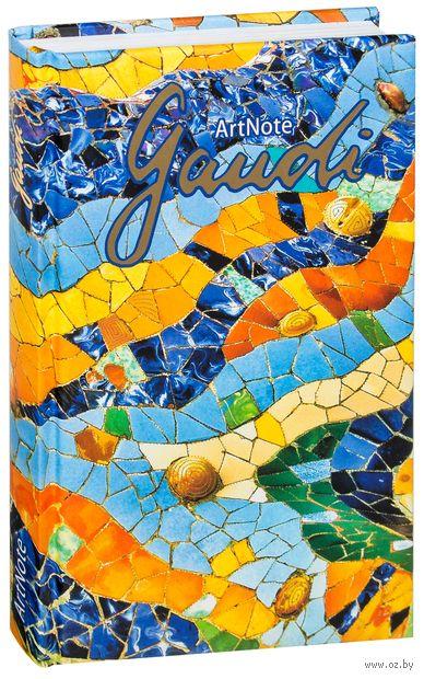 """Блокнот """"Антонио Гауди. Мозаика"""" (А5)"""