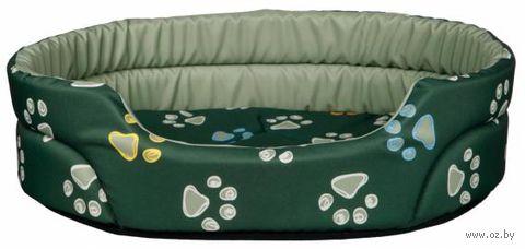 """Лежак для животных """"Jimmy"""" (45x35 см; зеленый) — фото, картинка"""