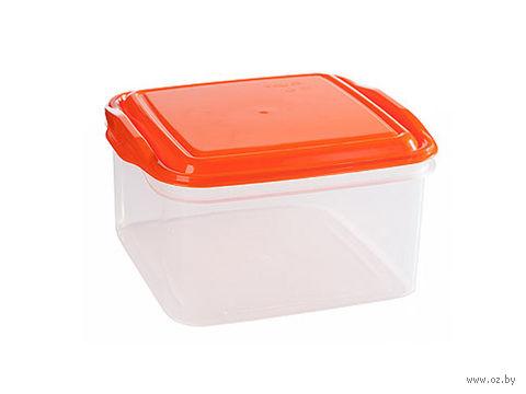 """Контейнер для хранения продуктов """"Alt"""" (1,4 л; мандарин) — фото, картинка"""