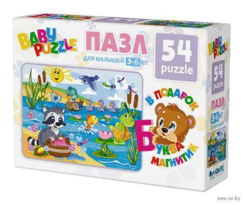 "Пазл ""Baby Puzzle. Пазл Мини"" (54 элемента) — фото, картинка"