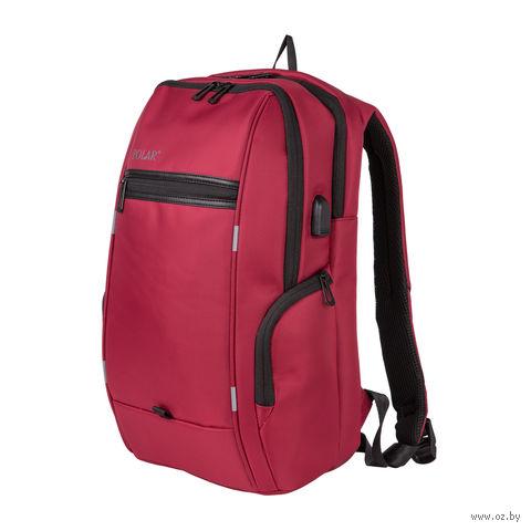 Рюкзак К3140 (12,5 л; бордовый) — фото, картинка