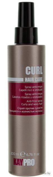 """Спрей для волос """"Curl"""" (200 мл) — фото, картинка"""