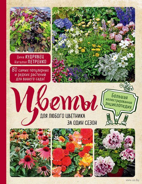 Цветы для любого цветника за один сезон. Большая иллюстрированная энциклопедия — фото, картинка