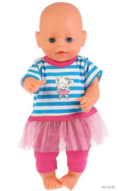 Одежда для кукол (арт. OTF-1912S-RU) — фото, картинка