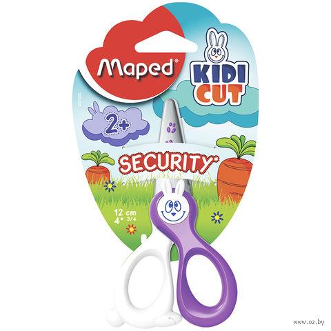 """Ножницы детские """"Kidikut"""" (12 см; в ассортименте) — фото, картинка"""