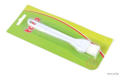 Кисточка для теста пластмассовая (17 см)