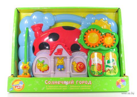 """Развивающая игрушка """"Солнечный город"""""""