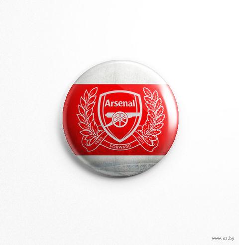 "Значок маленький ""Арсенал"" (арт. 735) — фото, картинка"