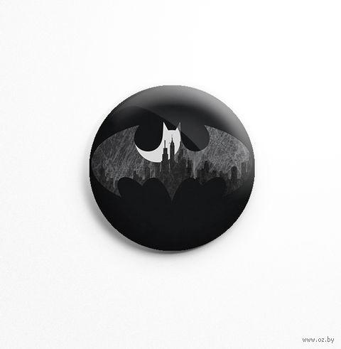 """Значок """"Бэтмен"""" (арт. 734) — фото, картинка"""