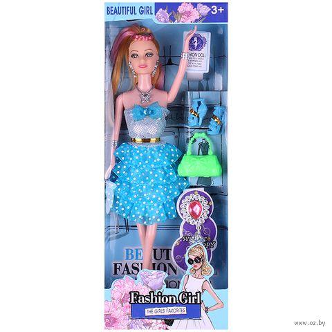 "Кукла ""Модница"" (29 см; арт. DV-10190) — фото, картинка"