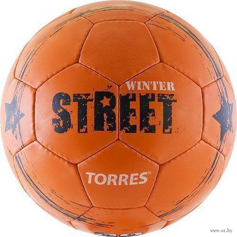 """Мяч футбольный Torres """"Winter Street"""" №5 — фото, картинка"""