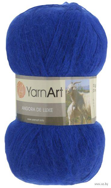 "Пряжа ""YarnArt. Angora de Luxe №152"" (100 г; 520 м; василёк) — фото, картинка"