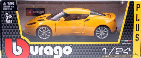 "Модель машины ""Bburago. Lotus Evora IPS"" (масштаб: 1/24)"