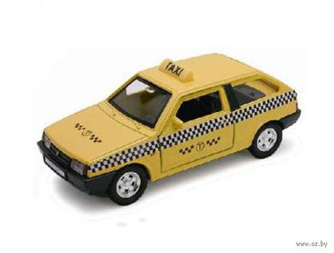 """Модель машины """"LADA 2108. Такси"""" (масштаб: 1/36)"""