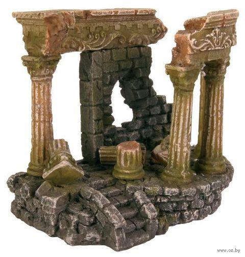"""Декорация для аквариума """"Римские руины"""" (13 см)"""