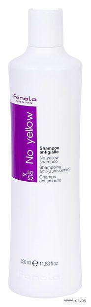 "Шампунь для волос ""No Yellow"" (350 мл) — фото, картинка"