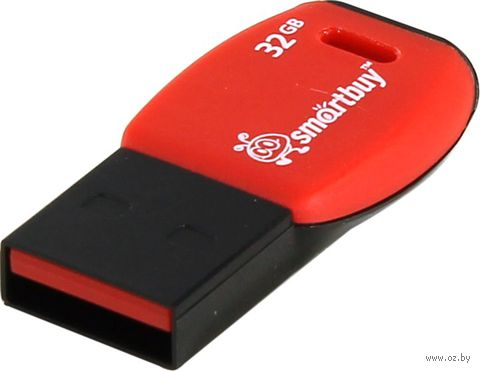USB Flash Drive 32Gb SmartBuy Cobra (Red)