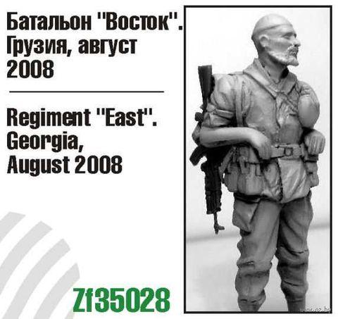 """Миниатюра """"Батальон """"Восток"""". Грузия, август 2008"""" (масштаб: 1/35) — фото, картинка"""