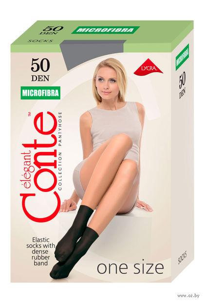"""Носки женские полиамидные """"Conte. Microfibra 50"""""""