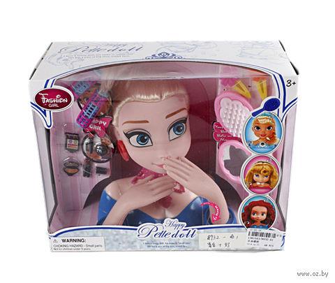Кукла-манекен для моделирования причесок (арт. 8932-A1)